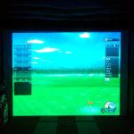 銀座の超一等地ゴルフバー