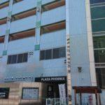 長野の高層ビル店舗に設置しました。
